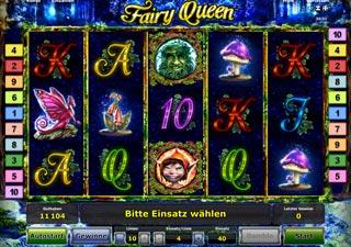 Fairy Queen online