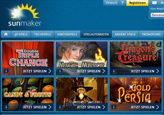 Merkur Sunmaker Casino