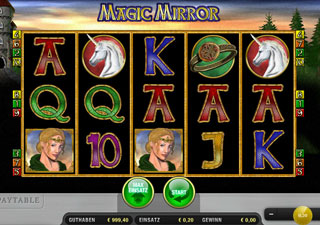Magic Mirror online
