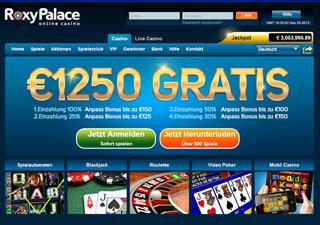 Microgaming Roxy Palace Casino