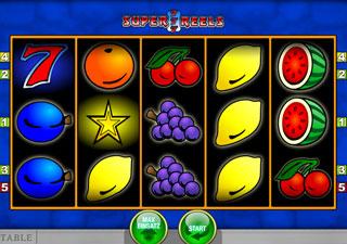 Super 7 Reels online