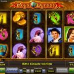 Royal Dynasty Spielautomat